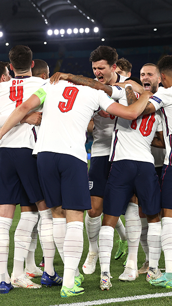 Harry Maguire and England