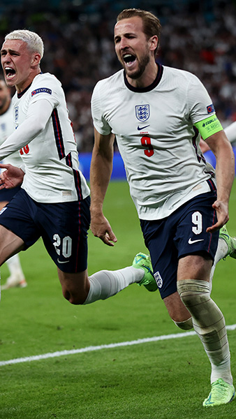 England's Harry Kane
