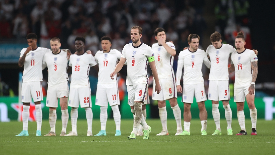 England captain Harry Kane led by example throughout the tournament