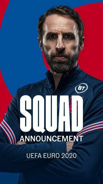 Squad announcement
