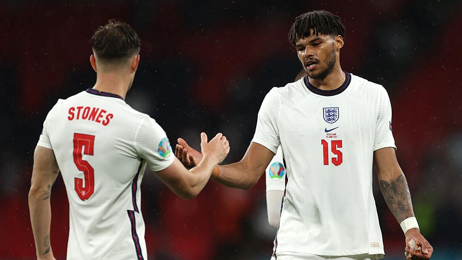 John Stones has praised team-mates like Tyrone Mings who have spoken publicly about their mental health struggles