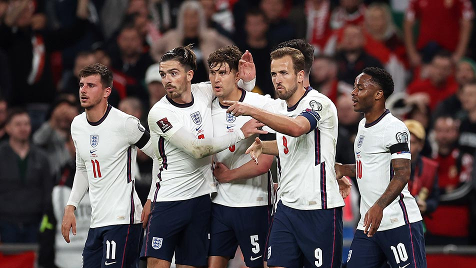 England were unable to find the second goal they needed