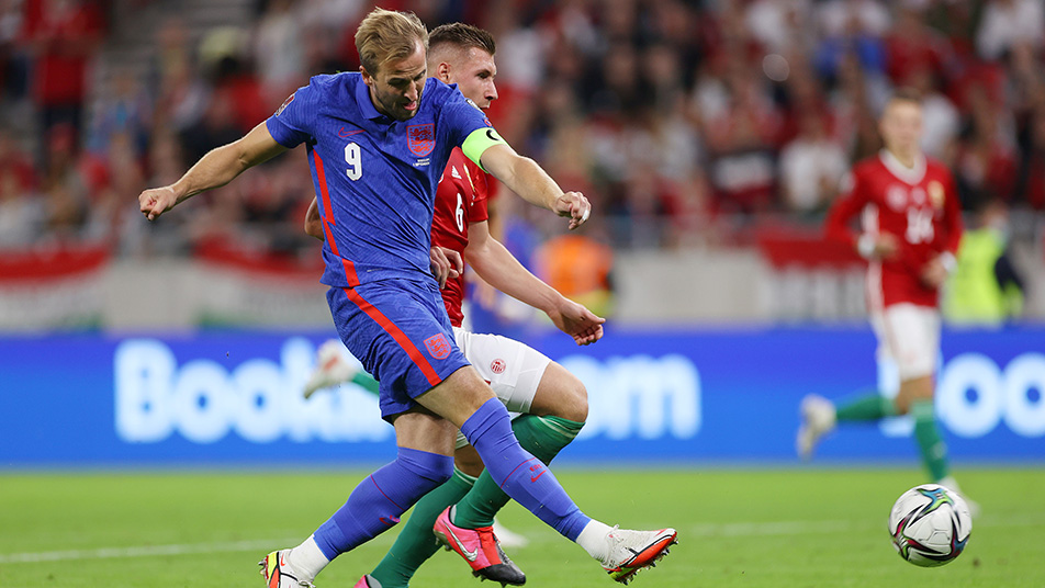 Three Lions skipper Harry Kane was back on the scoresheet in Budapest