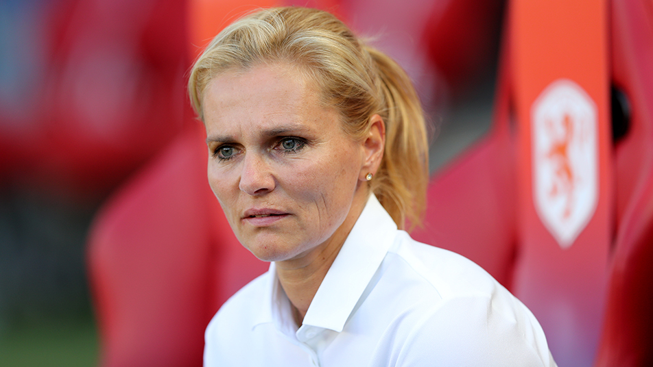 Sarina Wiegman will take charge of England for the 2023 FIFA Women's World Cup qualification campaign