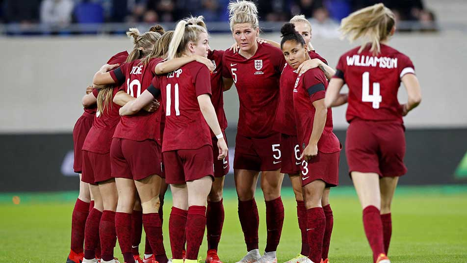 The Lionesses found their shooting boots in Luxembourg