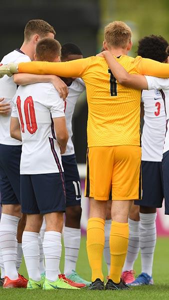 England under-17s