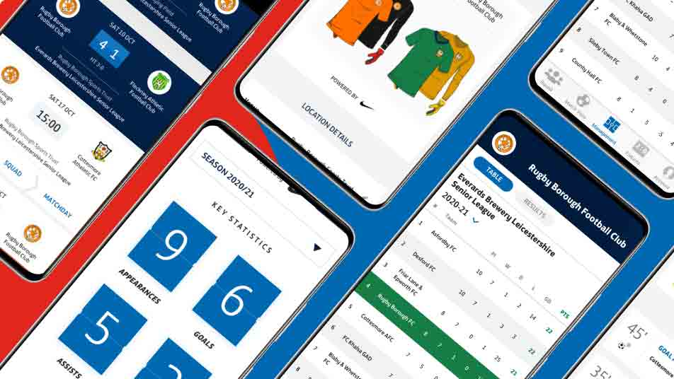 Sit back and relax with payments through The FA Matchday
