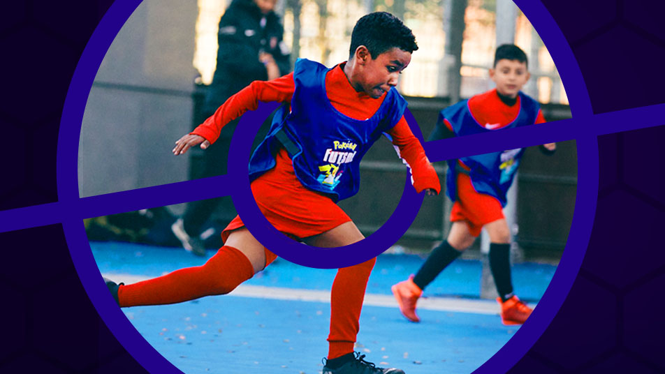 Futsal is fun for everyone who takes part