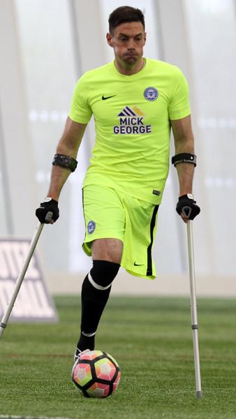 Disability football