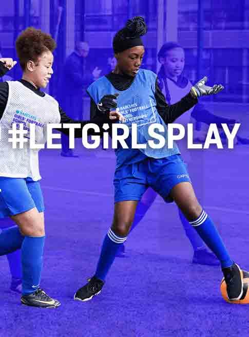 #LetGirlsPlay