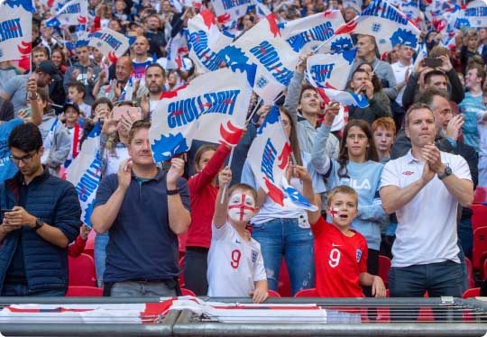 Visit the England Supporters Travel Club