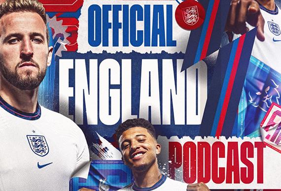 The England podcast