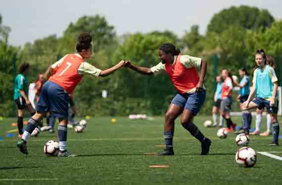 Find a youth football club near you