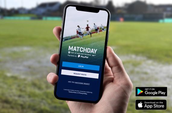 Matchday app
