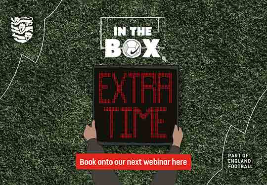 In The Box extra time