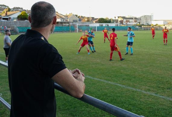 Play 11-a-side football