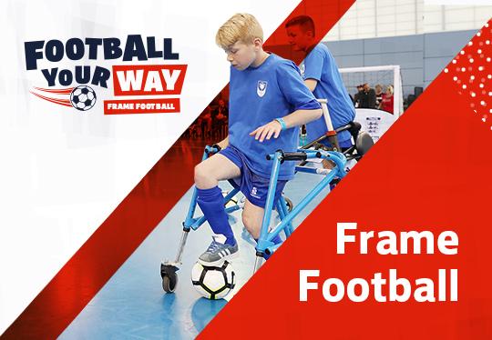 Frame football