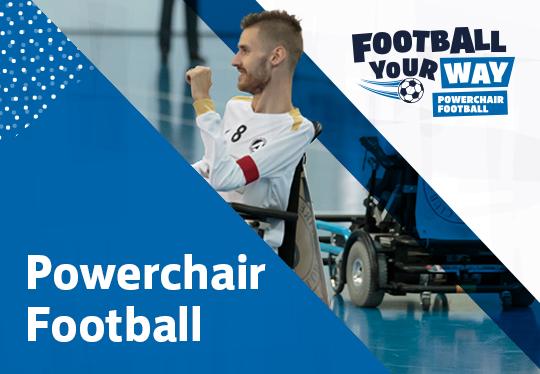 Powerchair football
